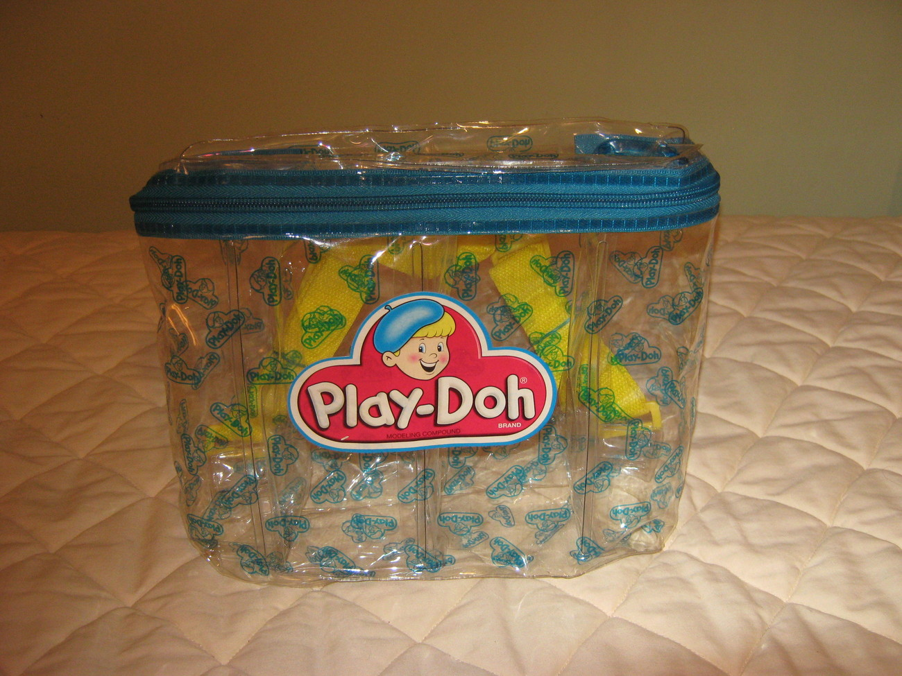 Play-Doh holder