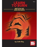 Learn To Burn/Collin Bay/ For Fretted String Instruments - $7.99