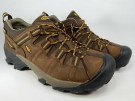 Keen Targhee II Low Sz 10 M (D) EU 43 Men's WP Trail Hiking Shoes Brown 1008417
