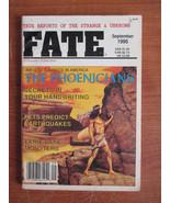 Fate Magazine September 1990, Vol 43, No. 9, Is... - $3.00