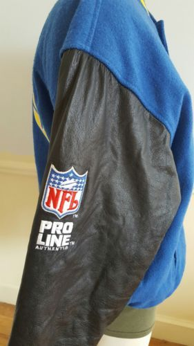 373bd22b Vintage St. Louis Rams Jacket Pro Line Size and 50 similar items