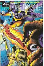 Fantastic Four Unlimited #10 (Sins of the Fathers) [Comic] [Jan 01, 1995] - $4.89