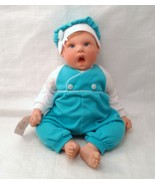 Lee Middleton Weighted Thumb Sucker Baby Doll 1994 Signed Numbered Retired - $75.00