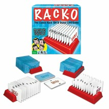 Winning Moves RACK-O Retro package Card Game Basic pack - $19.50