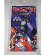 "NARUTO ANIME MANGA KEYCHAIN 2"" KEY CHAIN KAKASHI NEW - $5.00"
