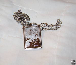 "VAMPIRE KNIGHT ANIME MANGA ZERO KIRYUU 20"" NECKLACE NEW"