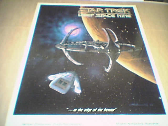 STARTRACK OLDER POSTER