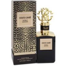 Roberto Cavalli Noble Woods Perfume 3.3 Oz Eau De Parfum Spray image 1