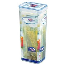 Lock & Lock Pasta Box Food Container, Tall, 8.3-Cup, 67-Fluid Ounces - $19.79