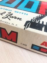 Vintage 50s Davis Adjustable Loom (Complete set) image 2