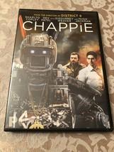 CHAPPIE Hugh Jackman Sigourney Weaver Dvd  - $5.00