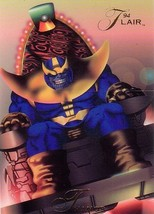 Thanos Quest Single Trading Card #69 - Marvel Comics Flair Series 1994 - $2.95