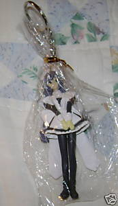 CHOBITS YUZUKI KEY CHAIN ANIME IMPORTED FROM JAPAN NEW