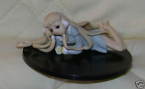 CHOBITS CHI FIGURE WITH STAND IMPORTED ANIME JAPAN NEW