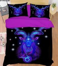 3D Antelope 26 Bed Pillowcases Quilt Duvet Single Queen King US Summer - $102.84+