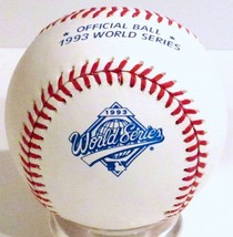 Rawlings 1993 World Series Official Game Baseball - Toronto Blue Jays - $34.48