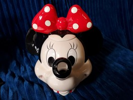 Disney Minnie Mouse Ceramic Tea Pot - Made in China - $35.89