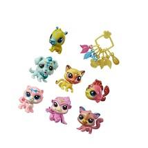 Littlest Pet Shop Lucky Pets Crystal Ball Megapack Surprise Pet Toy, Age... - $39.99