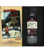 KRUSH GROOVE RUN DMC SHEILA E  FAT BOYS VHS - $14.95