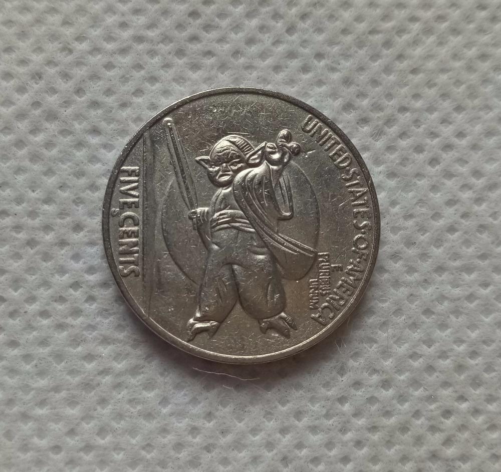 1881 CC Morgan Dollar Creative Hobo Nickel Unique Coin for Collectors Free Ship