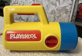 Playskool Color Changing Toy Flashlight - Vintage 1986, Rare - $20.79