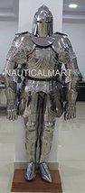 NauticalMart Medieval Sallet Full Suit Of Armor - $899.00
