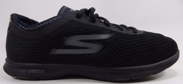 Skechers Go Step Women's Comfort Athletic Shoes Size US 8 M (B) EU 38 Black