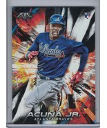 RONALD ACUNA Jr. 2018 Topps Fire RC #109 (E3221) - $16.16