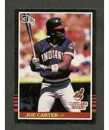 Lot Of 3 Joe Carter 1985 Baseball Cards (EXC) - $3.50