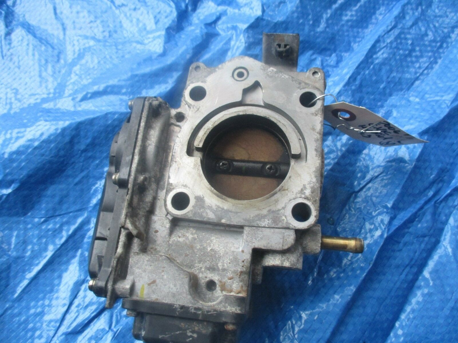 2006 Honda Civic HYBRID throttle body assembly OEM 1.3 electronic