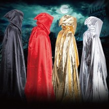 Long Cloak Halloween Christmas Carnival Masquerade Costume Party Decorat... - $13.89