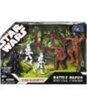 Star Wars 30th Anniversary Saga 2007 Exclusive Action Figure Battle Pack... - $49.99