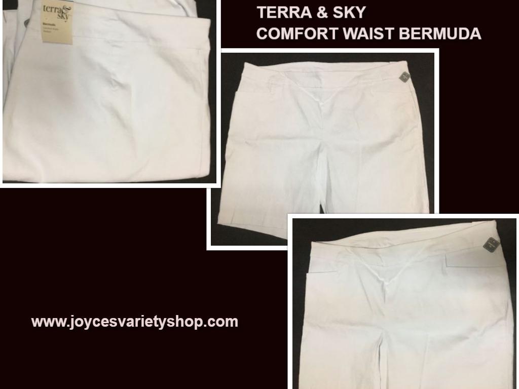 Terra   sky white shorts web collage