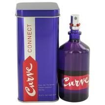 Curve Connect By Liz Claiborne Eau De Toilette Spray 3.4 Oz - $14.86