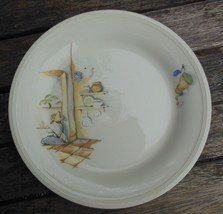 """Set of 2 Dinner Plates 9.5""""  Knowles Sleeping Mexican Vintage - $24.00"""