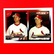 Adam Wainwright 2005 Topps Total Rookie Card #613 MLB St. Louis Cardinals  - $4.90