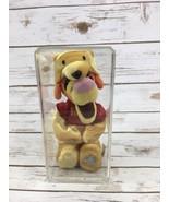 Winnie The Pooh Tigger As Pooh Plush Beanie Limited Edition Disneyland R... - $33.35