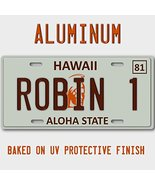 Forever Signs Of Scottsdale Magnum PI Tom Selleck 1980 Hawaii Robin 1 Re... - $12.69