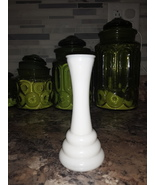 Milk Glass Bud Vase  - $22.99