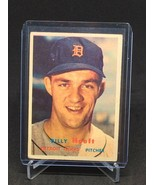 1957 Topps #60 BILLY HOEFT VG-EX+ No Creases *FBGCOLLECTIBLES* - $7.70