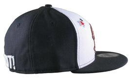 Dissizit California Skating Bear Sk8 Black W New Era 59FIFTY Fitted Baseball Hat image 5