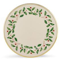 Lenox Holiday Dinner Plate SET OF 4 - $89.09