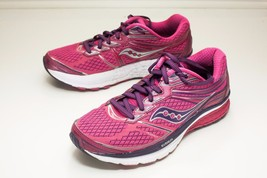 Saucony Guide Size 7.5 Red Running Shoe Women's - $28.00
