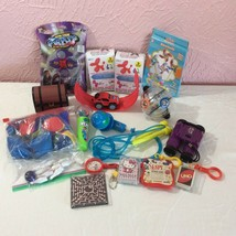 Childrens Toy Game Craft Lot Travel Games Large Lot  - $19.58 CAD