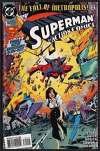 Superman Action Comics #700 SIGNED by Curt Swan w/ Original COA / DC Comics - $29.69