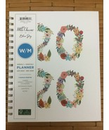Mia Charro Blue Sky Planner Monthly Agenda Floral 9.25 x 8 - $24.74