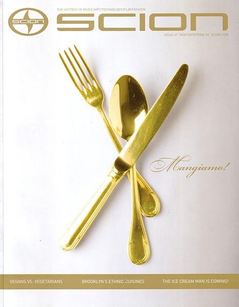 2006 Scion xA xB tC brochure catalog magazine ISSUE 07 bB