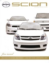 2006 Scion xA xB tC brochure catalog magazine ISSUE 07 bB - $8.00