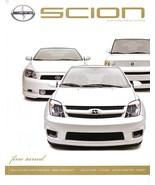 2006 Scion xA xB tC brochure catalog magazine ISSUE 07 bB - $8.00