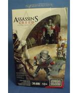 Toys Mega Bloks New Assassins Creed Heavy Borgia Soldier 36 Pcs  - $8.95